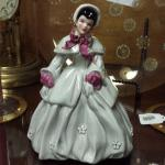 Vintage Semi-Porcelain Abigail Figurine.  Gorgeous and from Florence Ceramics.  Pre-owned & in excellent condition.  $75.00 obo