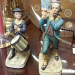 Vintage Lefton Japan Revolutionary Soldier Figurines.  Very detailed and are numbered 2041 on bottom.  Pre-owned & in excellent condition.  $20.00 each obo