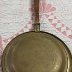Antique Asian Brass Bed Warmer.  Great piece.  Very detailed etching.  Pre-owned & in excellent condition.  $40.00 obo