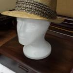 Pilgrim Panama Straw Hat.  No Size listed inside.  Pre-owned & in excellent condition.  $25.00 obo