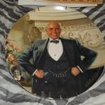 William Chambers - Collector Plate.  Plate 2 in The Annie's Series:  Daddy Warbucks.  Comes with COA and Brochure.  We are asking $20.00 obo
