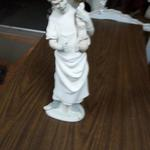 "Doctor with Newborn Porcelain Lladro.  This figurine is absolutely beautiful.  Measures approximately 14"" in height.  Pre-owned & in excellent condition.  $150.00 obo"