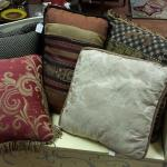 Decorative Pillows.  Large, Medium, Small.  Pre-owned & in excellent condition.  $8.00 - $12.00 obo.  Package deals also available.