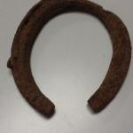 Vintage Rusted Horseshoe.  Great piece.  Pre-owned & in good condition.  $15.00 obo