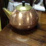 Vintage Dove Copper Tea Pot.  Made in Holland.  Pre-owned & in excellent condition.  $15.00 obo
