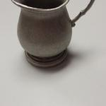 Vintage Small Pewter Pitcher.  Great piece for creamer.  Pre-owned & in excellent condition.  $15.00 obo