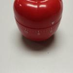 Apple Timer.  Great piece for any cook.  Pre-owned & in excellent condition.  $7.00 obo