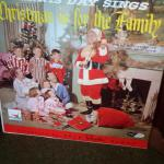 Dennis Day Christmas is for the Family Album.  This Album feature Jack Benny.  Pre-owned & in excellent condition.  $15.00 obo